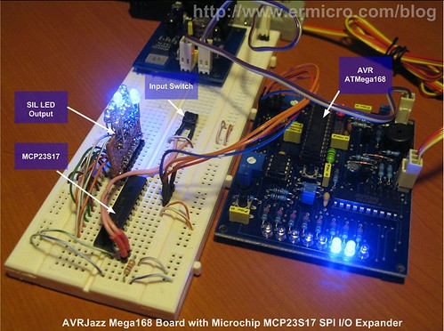 Using Serial Peripheral Interface (SPI) Master and Slave with Atmel AVR Microcontroller (2)