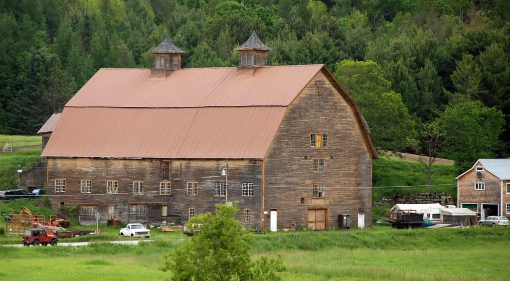 Orton  Barn