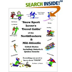 Snow Sport Lovers Travel Guide-North East & Mid Atlantic States (Lighthouse Lover Travel writer) Tags: love night for this book is lighthouses you who if wanted attention ever those spend ligthouse