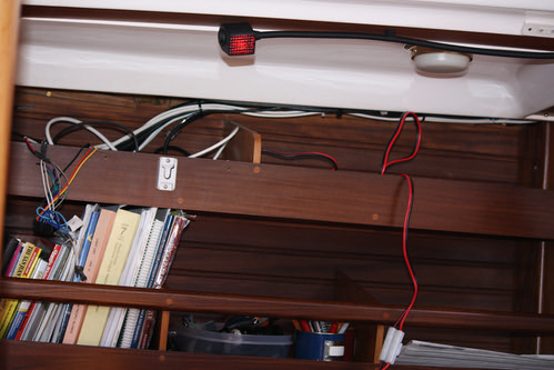 SHelf with no radios