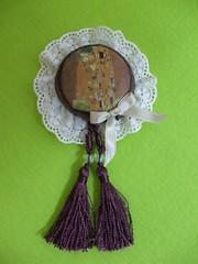 Pregadeira Klimt 001