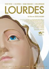 Lourdes cartel película
