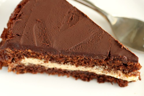 peanut butter-filled chocolate cake | Center Stage Wellness | San ...