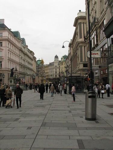 Calles de Viena Foto