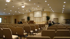 Faith Apostolic Church Auditorium