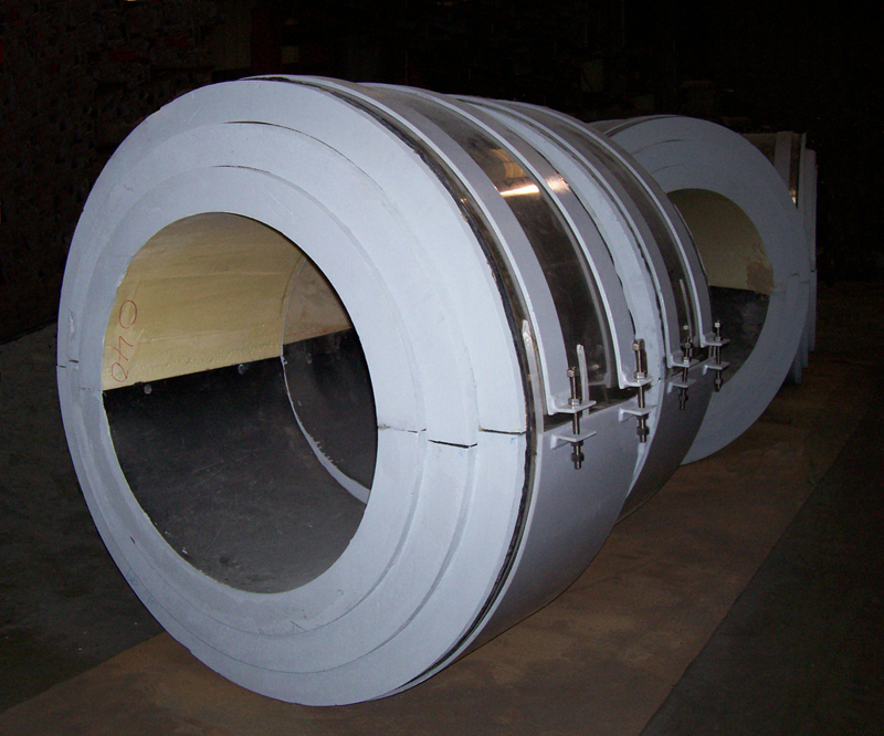 Cryogenic Supports for an LNG Plant