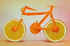 bike de laranja#euvoudebike