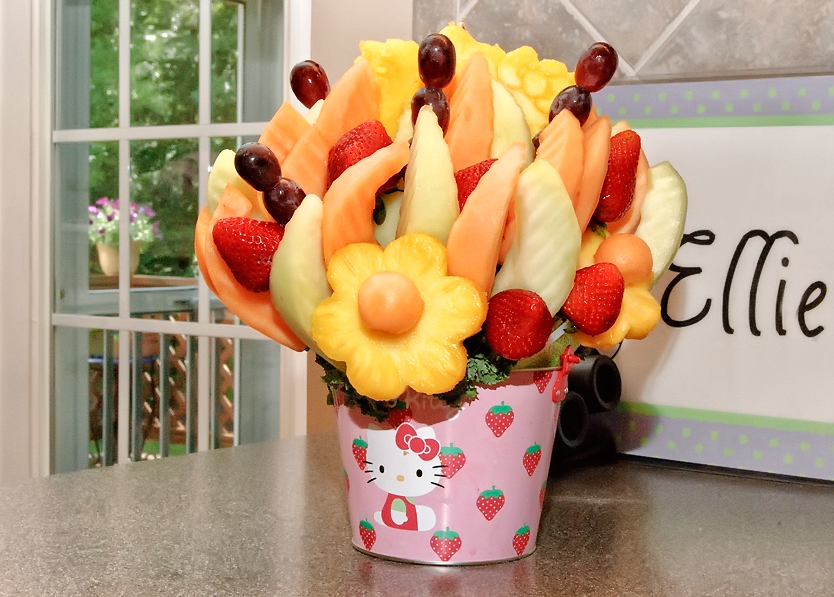 Edible Arrangement for Ellie