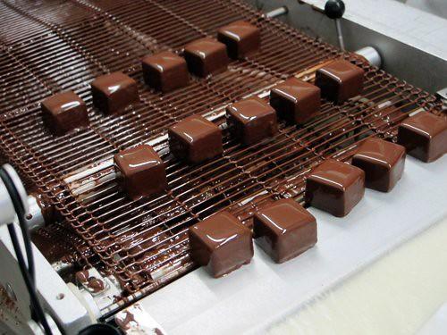 chocolates at Blondel