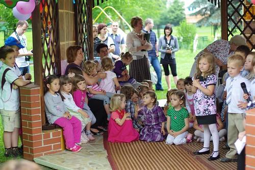 Przedszkolaki / Kindergarten kids by Rrrodrigo