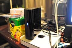 Hard drive (eddie.welker) Tags: backup macmini harddrive backups plantfood miraclegrow