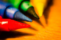 Edible Colors (Brian Xavier) Tags: blue red green colors yellow photography foodcoloring shallowdof richcolors fotodiox photographicarts foodcoloringpens ediblepens bxavier bxphoto brianxavierphotography brianxavier bxfoto bxfotocom fotodioxextensiontubes coloringbubbles miceplaywhenthecatisaway