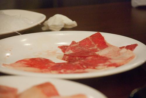 沙朗牛肉片