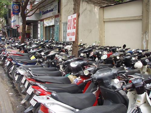 bikes bikes bikes...