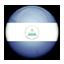 Flag of Nicaragua PNG Icon