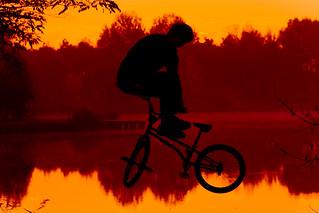 sunup ride