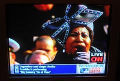 Aretha Franklin / Obama Presidential Inaugurat...