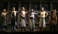 Spamalot comes to Chicago