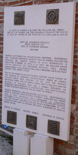 Unesco - Vicenza in