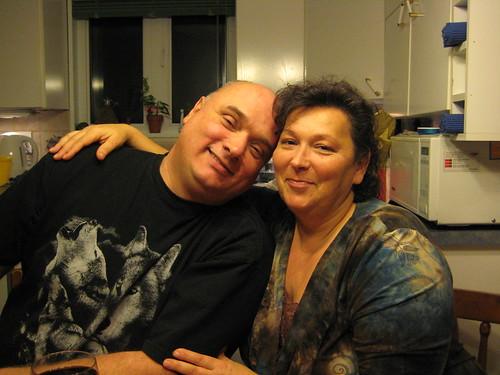 NOEL 09 Francine et Claude