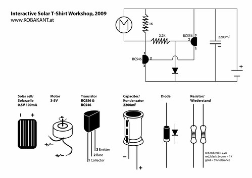 Solar Power Motor Diagram - Wiring Diagram