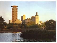 Nairobi's Kenyatta International Conference Centre