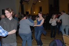 Barn Dance (Kentishman) Tags: church barn lucy dance nikon social event smb stmarybredin d80 dsc1448