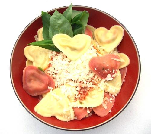 Valentin's Day Pasta
