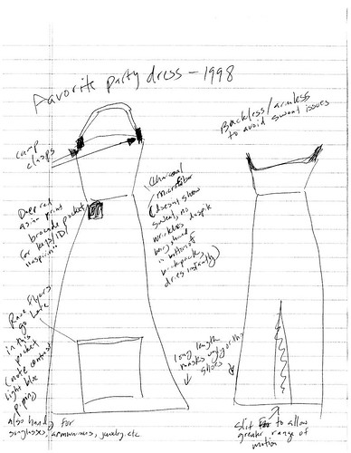 Favorite Party Dress 1998