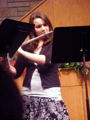 Flutist Tess 2