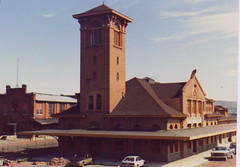 Lackawanna Stn., Binghamton, NY (straubted) Tags: architecture trainstation transportation erie binghamtonny lackawannarr