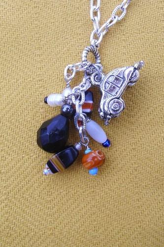 Audrey's Car Necklace, II