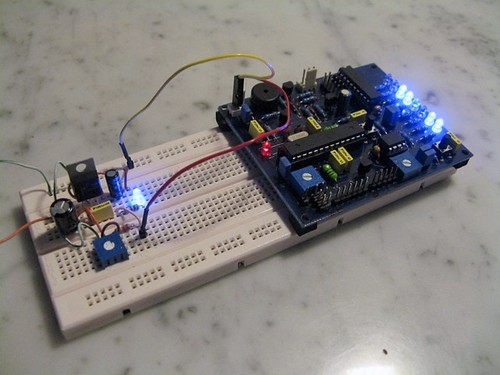 Powering you Microcontroller's Base Project (2)
