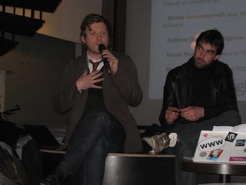 Social Media et Démocratie, une conférence publique du Social Media Club 6