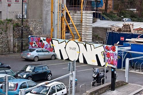 Street Art In Blackrock - County Dublin