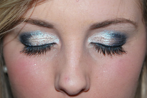 I study at Media makeup Academy in