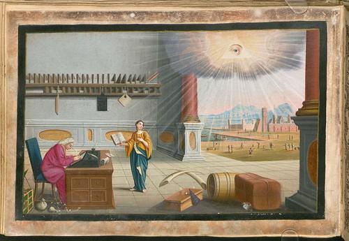 Liber Amicorum - Johann Christian Sigmund Mönch m
