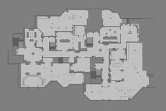 Metal Gear Online SCENE - HazardHouse_02_1stF