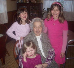 Nana and girlies