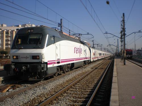 TrenHotel Zurich/Milán-Barcelona