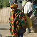 Ethiopian colours, perhaps with toothache?