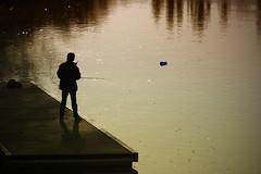 The fisherman (Leandro MA) Tags: 40d leandroma