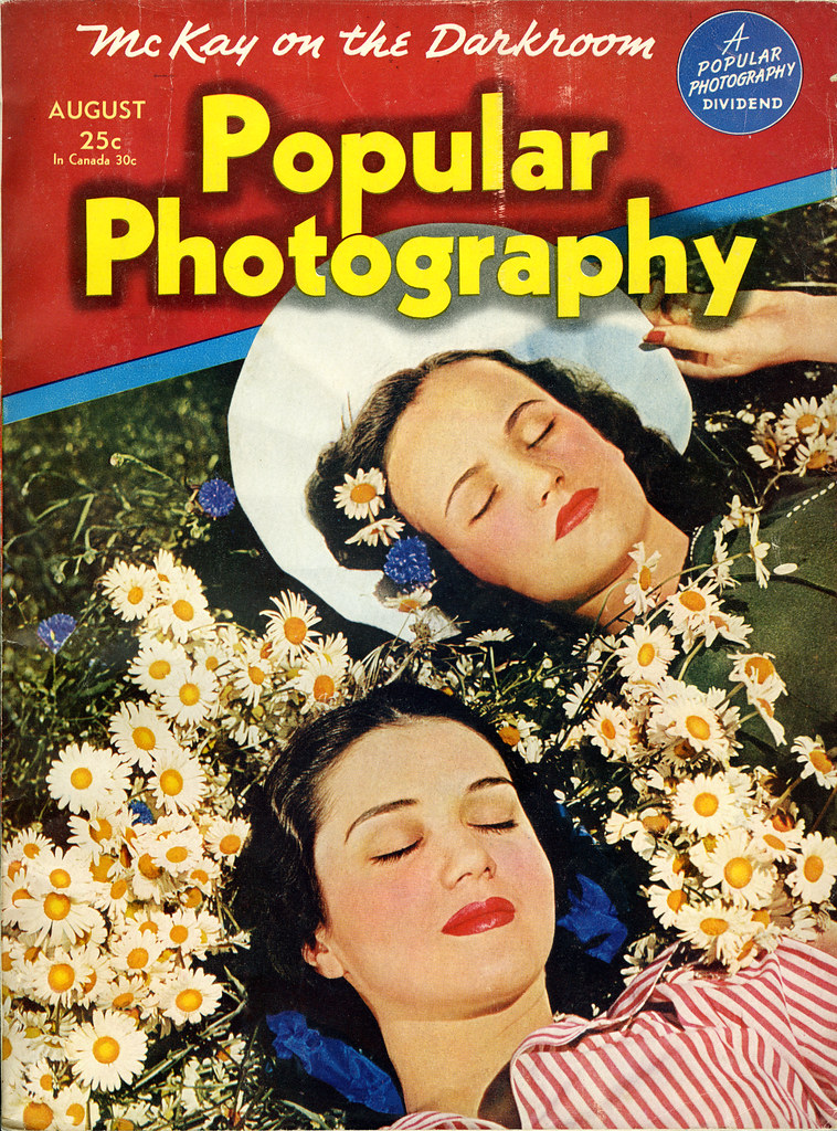Popular Photography, August 1941
