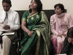 March 2009 514 (Annie713) Tags: singing aunty vinitha
