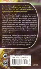 Keyes, Greg - Edge of Victory II - Rebirth - Back (2001 PB) (sdobie) Tags: new 2001 star starwars back order books victory edge 100views jedi 300views 200views covers wars rebirth export keyes