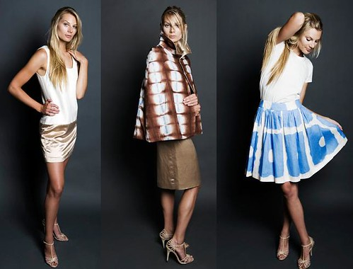 Spring eco-fashion line at Barneys