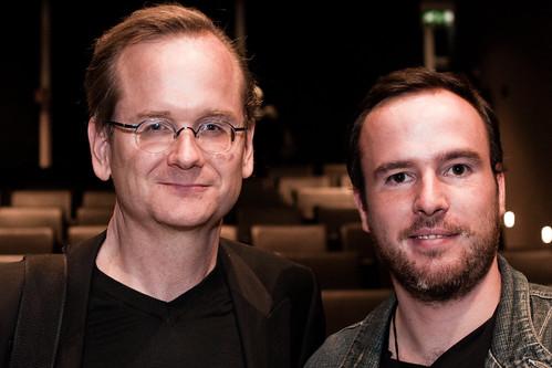 Larry Lessig & Me