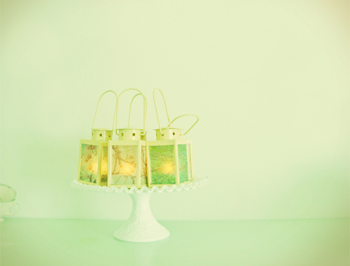 Craft Tutorial: Photo Lanterns