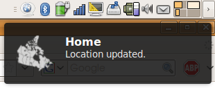 Location Aware Ubuntu