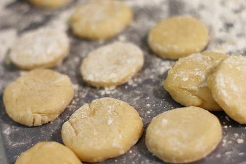 Doughnut holes dough